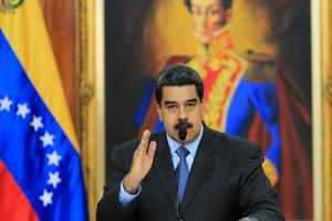 """""""Duque esta conspirando diariamente contra nuestro país"""" Nicolás Mduro"""