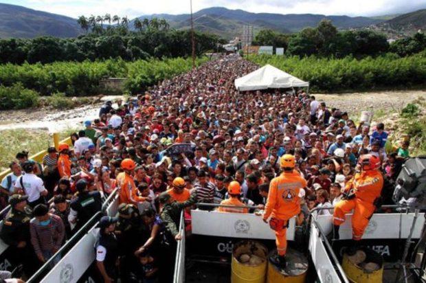 ONU ofrece respaldo total a Colombia en la crisis migratoria de venezolanos