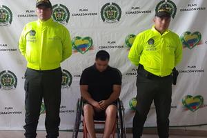 Capturado supuesto 'Cerebro' de hurtos en Granada y San Martín