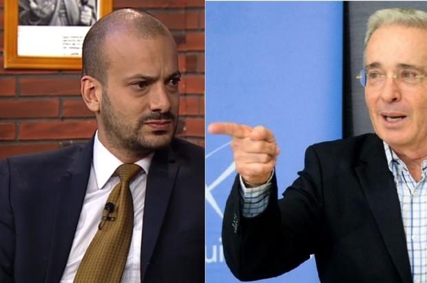 Concejal expulsado del Centro Democrático arremetió contra el Uribismo