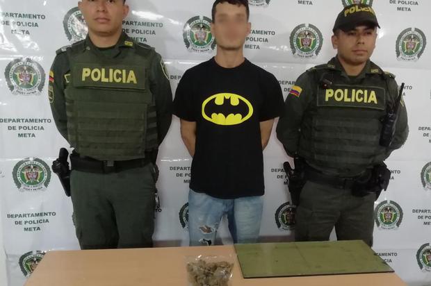 Capturado otro de los presuntos principales jíbaros  en Puerto Gaitán, Meta
