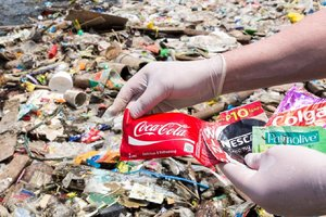 México es el destino número uno de la basura generada por Coca-Cola y Pepsi