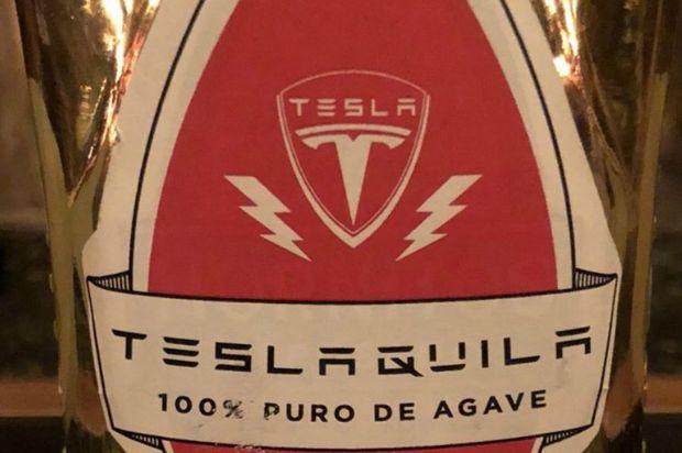 Tesla podría tener su propia marca de Tequila