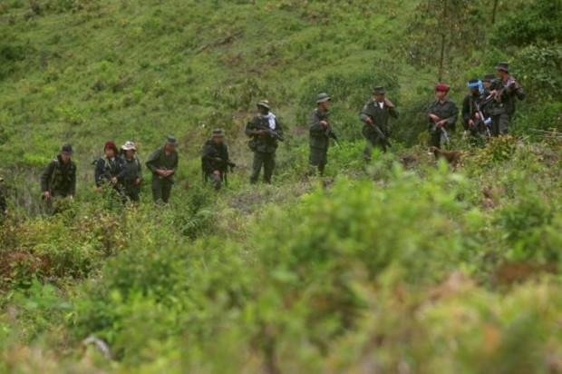 Ataque de disidencias de las Farc dejó soldados muertos en el Meta