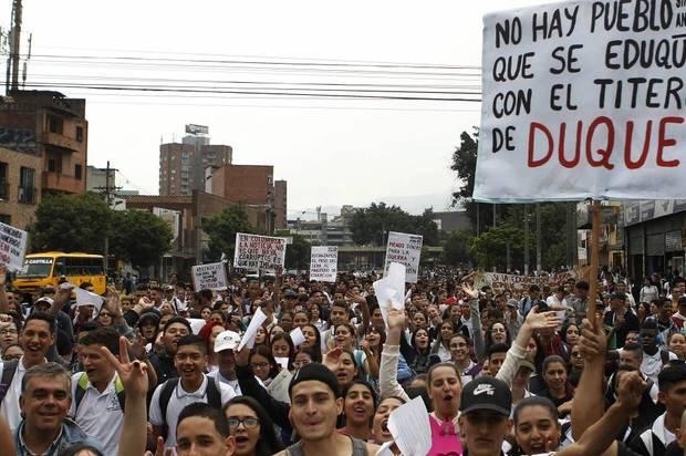 Universidades públicas convocaron nueva marcha para el 17 de octubre