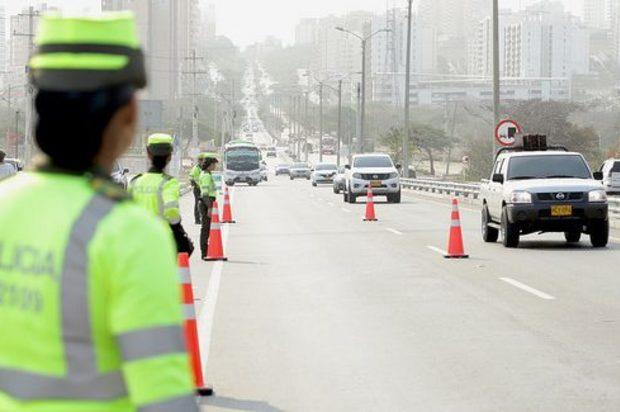 151 muertos en accidentes  de tránsito dejó la semana de receso