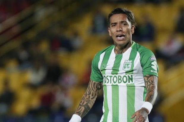 Atlético Nacional despidió a Dayro Moreno