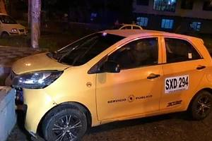 Taxista herido tras intento de hurto en Villavicencio