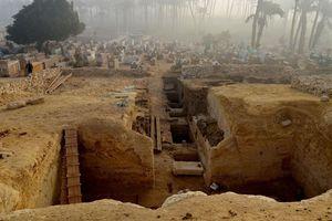 Encuentran una nueva Necrópolis bajo el desierto egipcio