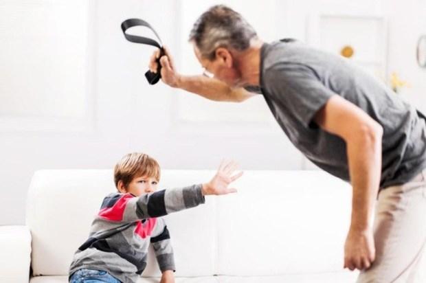 Padres no podrán pegarle a sus hijos de prosperar proyecto de ley