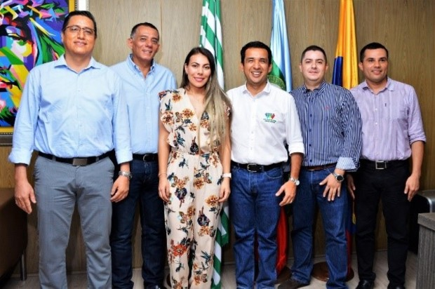 Alcalde de Villavicencio posesionó nuevos funcionarios