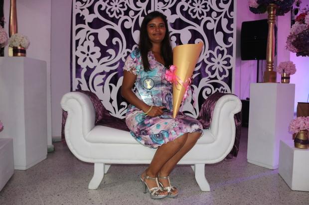 Líder rural fue la ganadora de la mujer Cofrem 2018