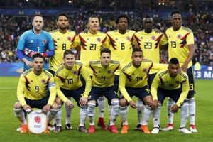 Colombia ascendió en el escalafón FIFA