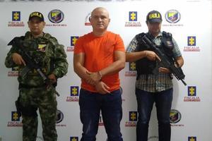 Capturado hombre implicado presuntamente en robo a concejal Natalia Pineda