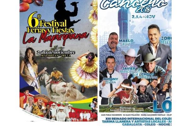 Puerto López y Mapiripán se visten de fiesta en este puente festivo