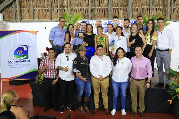 Cormacarena proclamó 30 Embajadores Ambientales del Meta
