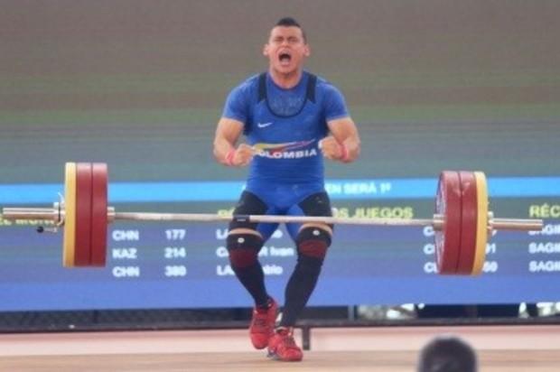Hugo Montes participará en el mundial de pesas en Turkmenistán