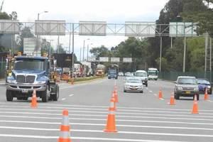 Plan de contingencia en peajes y vías nacionales para puentes festivos
