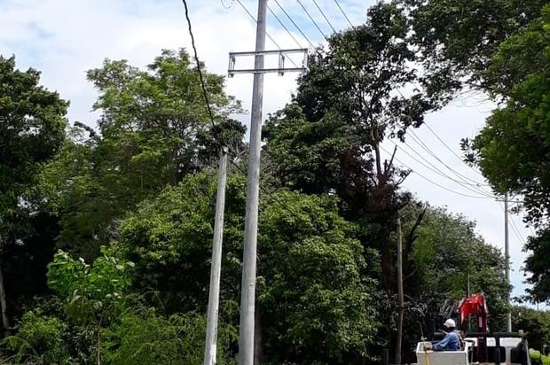Superada emergencia del servicio eléctrico en el circuito Reforma – Cumaral