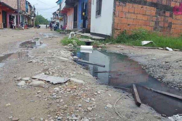 Barrios cercanos al río Ocoa tendrán alcantarillado