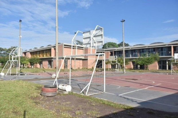 Se iniciarán obras en polideportivos de seis colegios en Villavicencio