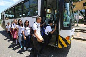 Proyecto de transporte escolar en el Meta, espera ser aprobado