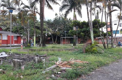 Tras 18 años de espera se remodelará el parque del barrio el Recreo