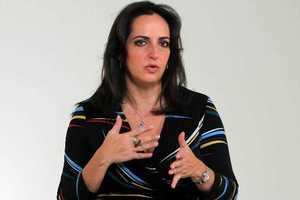 Maria Fernanda Cabal repite su famosa frase a estudiantes que marcharán hoy