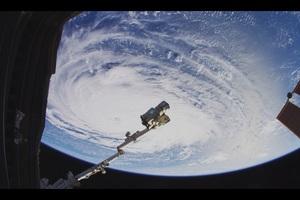 Increíble vídeo publicado por la NASA en 8k desde el espacio