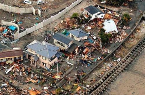 Video muestra cómo la tierra se licuó durante el gran terremoto de Japón