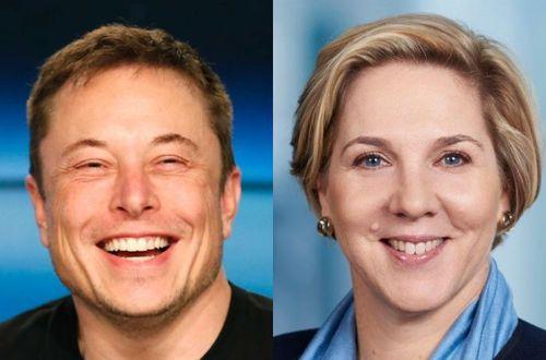 Nueva presidenta en la junta administrativa de Tesla