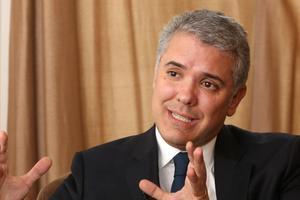Duque propone que los colombianos donen plata para financiar la educación