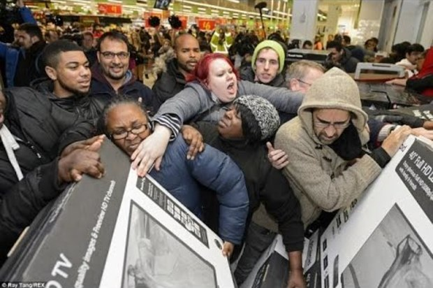 Black Friday  generá estampidas a nivel mundial
