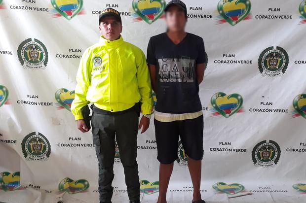 Policía del Meta capturó a dos presuntos abusadores sexuales