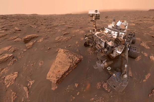 ¡Vídeo! La sonda Insight llegó hoy a Marte