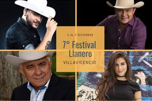 Programación para el Festival Llanero 2018