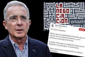 Documental por el que Uribe reclamó causa polémica