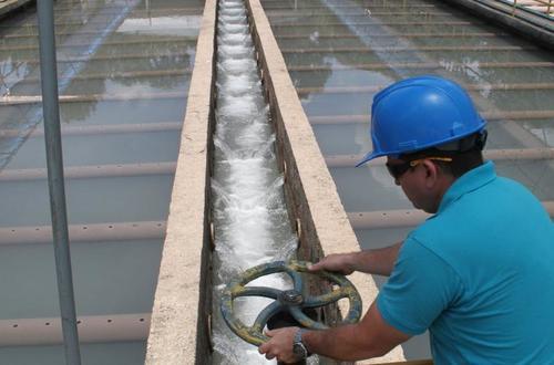 Construcción de Planta de Tratamiento de Agua Potable en Villavicencio