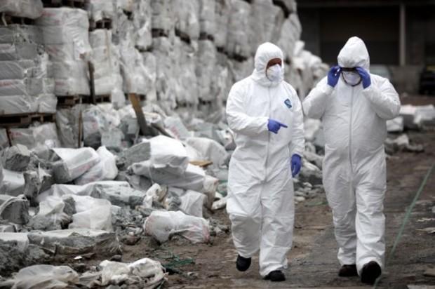 Senado aprobó prohibir el uso del asbesto a partir de 2023