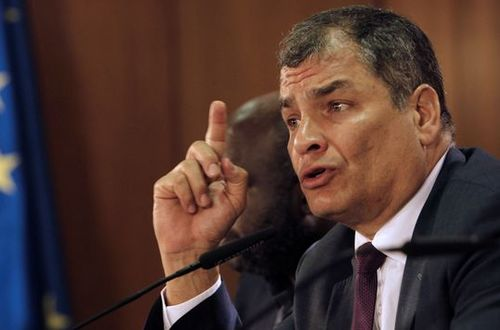 Interpol no acepta petición de Ecuador de capturar y extraditar a Correa