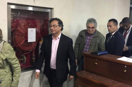 Gustavo Petro pide a Corte Suprema que lo investiguen por polémico vídeo