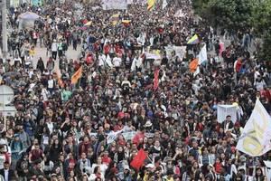 Estas son las rutas para las movilizaciones en Bogotá este 6 de diciembre