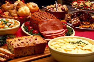 Cuidado con las comidas de Navidad, cuida la dieta