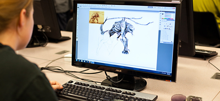 Workshop Concept Art en Villavicencio