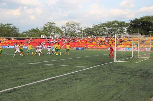 Llaneros obtiene segunda victoria de visitante en el Torneo Postobón