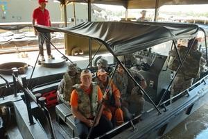 Naufragó embarcación en aguas del río Guaviare