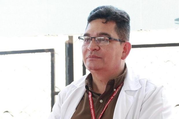 Óscar Gálvez seguirá en la gerencia del Hospital de Villavicencio