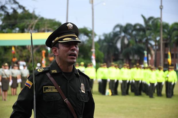 Nuevo comandante de la Policía en el Meta