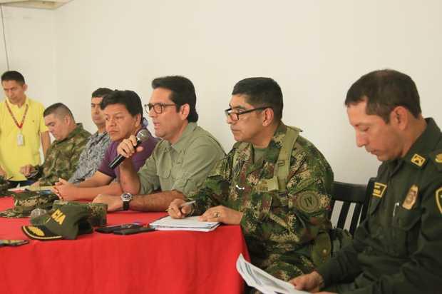 Consejo de seguridad en Granada