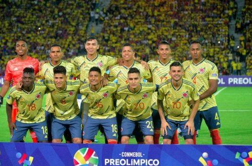 La Selección Colombia Sub 23 se juega un paso a la clasificación